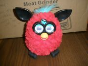 2012 Hasbro Furby Boom Red Black Tested Works Electronic
