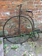 Penny Farthing Ordinary Bicycle
