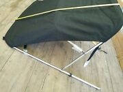 Sunbrella Bayliner Bimi Boat Top With Zipper Up Cover Made In Usa