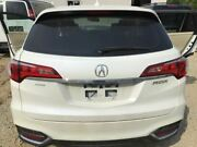 Trunk/hatch/tailgate Rear View Camera Power Lift Fits 16-17 Rdx 2733359