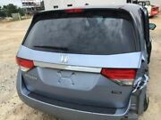 Trunk/hatch/tailgate Ex-l Leather Without Navigation Fits 14-17 Odyssey 2784153