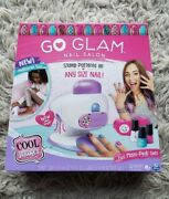 Cool Maker, Go Glam Nail Stamper Salon For Manicures And Pedicures W2-i