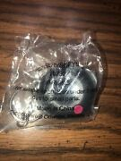 New Tupperware Heat N Serve Keychain Black With Red Vent