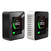 Co2 Detector Analyzer Tester Equipment Tool High Precision Real-time Display