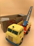Gama Service Truck Made In Germany Tin And Plastic Body