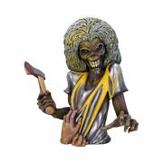 New Iron Maiden Officially Licensed The Killers Eddie Bust Box 30cm