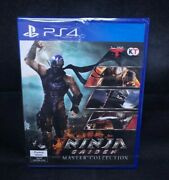 Ninja Gaiden Master Collection Playstation 4/ps4 Physical Ver / English Cover