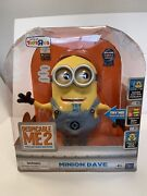 Despicable Me 2 / Talking Minion Dave / Toys R Us / Collectorand039s Edition