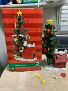 Snoopy Peanuts Advent Tree Christmas Department 56 Charlie Brown Ornaments 2012
