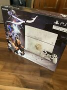 Sealed, Rare Ps4 Destiny The Taken King Limited Edition Console Bundle