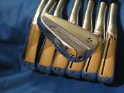 Used 2019 Taylormade P790 Irons 4-pw Rifle Project X 5.5 Rh