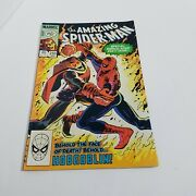 1983 Marvel March 250th Issue. The Amazing Spider-man. Hobgoblin