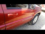 2001 Jeep Grand Cherokee Limited Door Assembly Fr 16135962