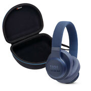 Jbl Live 500bt Wireless Over-ear Headphone Bundle With Gsport Deluxe Travel Case