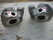 Harley Twin Cam Silver Cylinder Heads And Valves