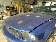 No Shipping Hood Without Hood Scoop Fits 05-09 Mustang 669488