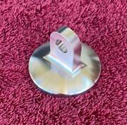 3/8 Stainless V-drive Cav Plate Pads Dragboat Boat Casale Hydro Flatbottom