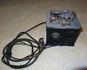 Antique 1920's Valley Electric Abc Radio Battery Charger