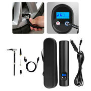 Portable Mini Tire Inflator Tyre Inflator For Motorcycle Tires Swimming Ring
