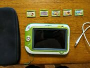 Leapfrog Leappad Ultra Xdi - Green With 5 Games - Bubble Guppies, Doc Mcstuffins