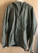 Mens Arcand039teryx Zip Up Hooded Gore Tex Shell Jacket Size Xl New No Tags