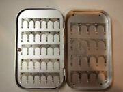 Vintage Wheatley Swing Leaf Fly Box Made In England