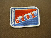 Wacky Packages Series Embroidered Cloth Patch Patches - Gadzooka