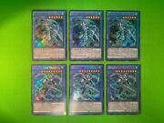 Yu-gi-oh X3 Nekroz Of Brionac And Trishula Secret 1st Edition Foreign Playsets Lp
