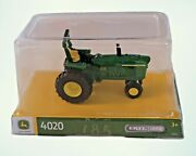 John Deere, Tractor 4020, Ertl Iron, Collection Edition, Sealed, Farm Toy