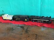 Lionel 8633 Union Pacific Steam Locomotive And Tender O Scale Cabooses