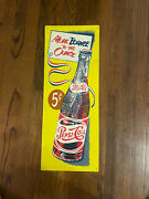 Antique Metal Advertising Signs - More Bounce To The Ounce