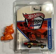 Hot Wheels 2010 Vintage Racing 16 And03974 Plymouth Duster Mopar Missile