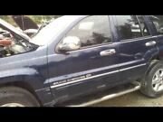 2004 Jeep Grand Cherokee Overland Door Assembly Fr 15899547