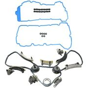 New Timing Chain Kits Set Of 2 Front For Chevy Chevrolet Malibu Equinox Vue Pair