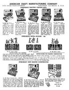 Lead Tin Toy Soldier Mold Metal American Craft Ever-ready 1930s Catalog Pdf File