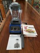 Vitamix Creations Elite With 48oz Container - Willow Blue