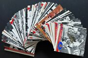 Vintage Signed Canada Russia 1972 Summit Series Hockey Cards 18 Autographed