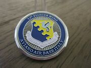 Usaf 31st Fighter Wing Aviano Air Base Italy Challenge Coin 475j