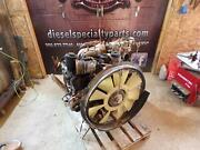 2009 Ford 6.4 Diesel Engine Complete 186k Miles No Core Charge Please Read
