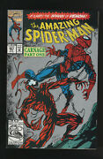 The Amazing Spiderman 361,362 2nd Print And 364 1st Print. 1st App Carnage - Nm+