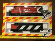 2 Lionel Ho Model T-12001 Fa-1 Cn And T-12020 Gp-30 Cp Diesel Locomotive Canadian