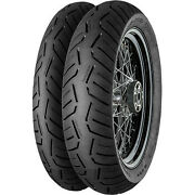 Continental Tire Road Attack 3 110/80r19 59v Front Sold Each 2444970000