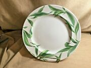 4 Spode English Floral 12¾ Plates Chargers Platters For Williams Sonoma