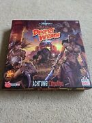 Rare Shadows Over Normandie Desert Wrath Expansion - Unpunched