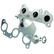 Exhaust Manifold With Integrated Catalytic Converter Magnaflow 50275