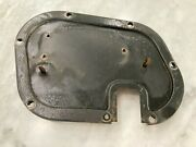 49 50 51 52 Gm Chevy Car Cowl Firewall Access Inspection Cover Plate Pan Panel