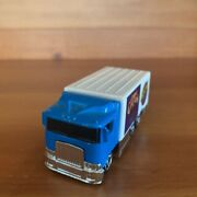 Vintage Hotwheels Hiway Hauler Track Collection Rare Mini Car From Japan K5934