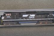 Kato N Scale Sd70ace Locomotive Norfolk Southern Ns 1030 Dc Dcc Ready 176-8514