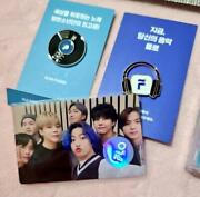 Bts For Korea Only Event Elected Trading Photo Card Limited Edition