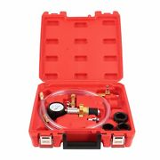Coolant Refill Kit Cooling Vacuum Purge Convenient Simple To Operate For Drive